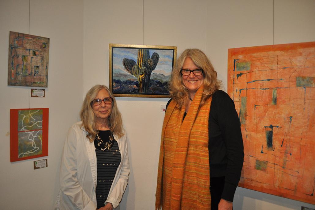 Gillian Bedford, Northwoods Landscape Artist at Orchard Art Works