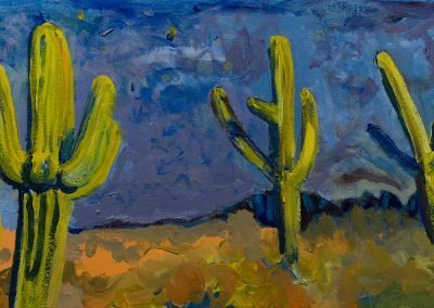 Saguaro No. 6